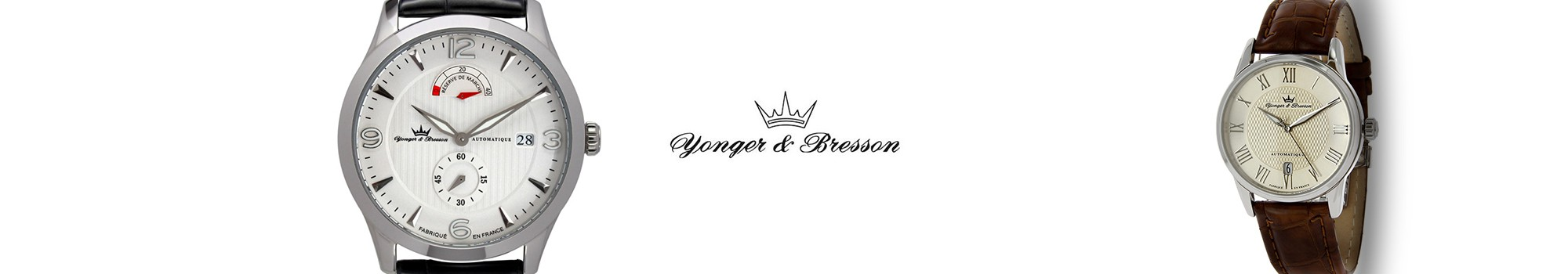 Montre Yonger & Bresson