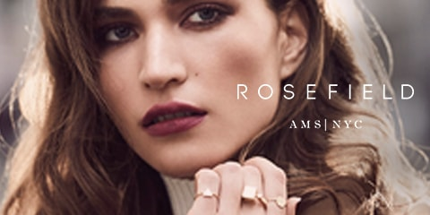 Rosefield Montres Femme
