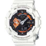Casio - G-SHOCK S SERIES GMA-S110CW-7A2ER - Montre sport homme