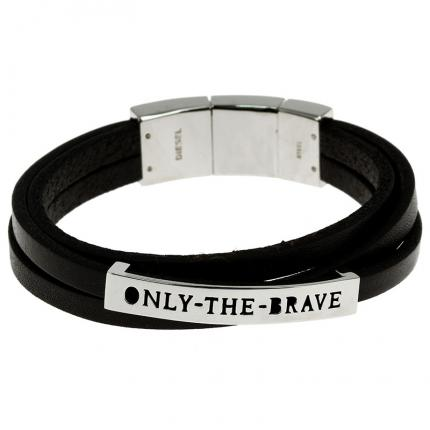 Bracelet Only the Brave DX0922040 DIESEL