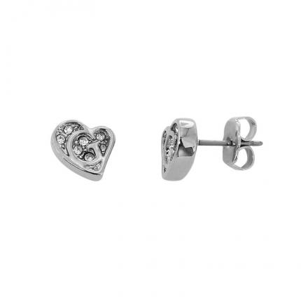 Boucles d'oreille G Hearts UBE71523 GUESS