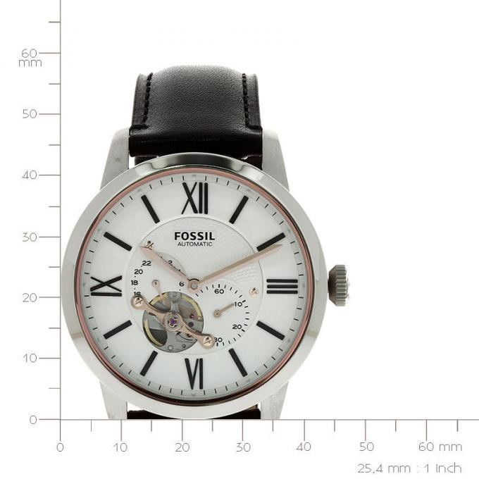 Sur Automatic In Montre Motion Me3104 Fossil Mode 54Aqjc3RL