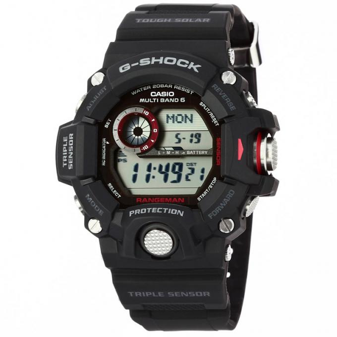 montres casio homme g shock solaire