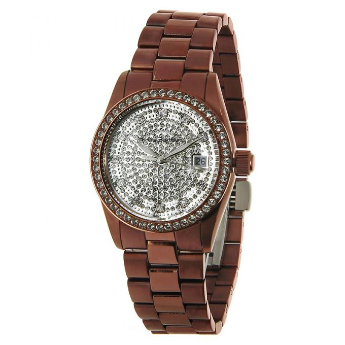6ba7a6a1b7 Montre YVES BERTELIN MM34192-8S Strass sur Mode In Motion