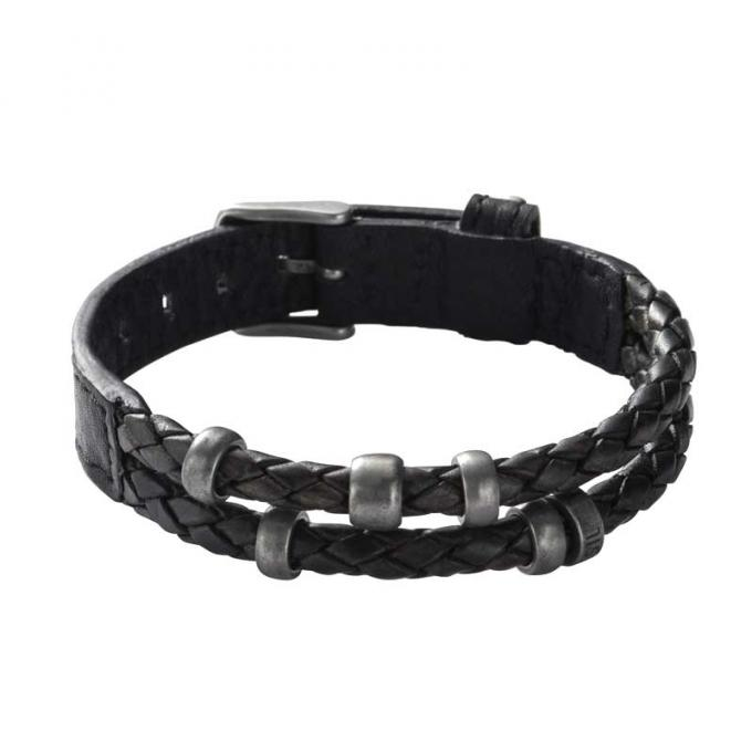 bracelet fossil bracelet vintage casual jf85460040 fossil homme. Black Bedroom Furniture Sets. Home Design Ideas
