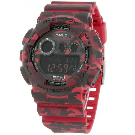 Montre Mixte Casio G-Shock GD-120CM-4ER