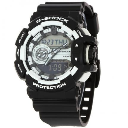 Montre Mixte Casio G-Shock GA-400-1AER