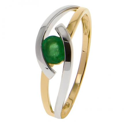 Bague Femme Or 9 Carats 09PU98BE-56