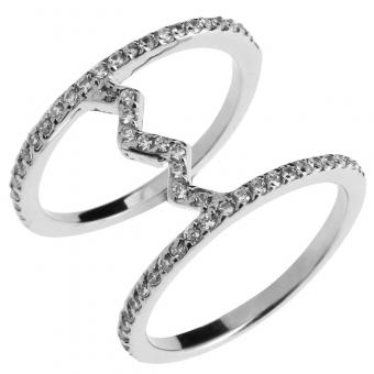 Bague Tatoo BA260-silver