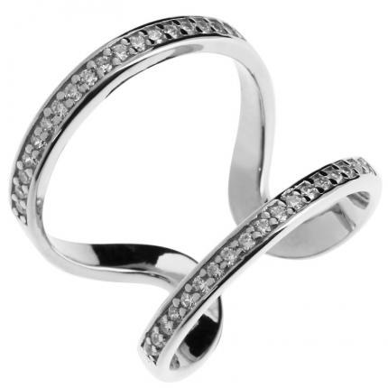 Bague Tatoo BA319-silver ORUS