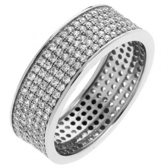 Bague Glamour BA278-silver