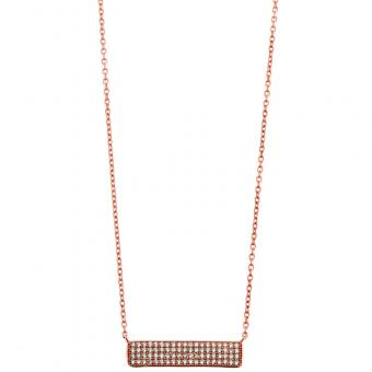 Collier CO420-rose