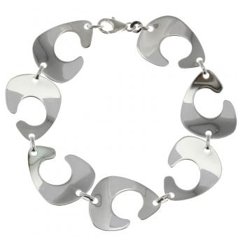 Bracelets Bits and pieces en Argent