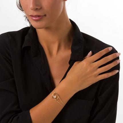 Bracelet Femme Passeport Pour L'Or TH-925772