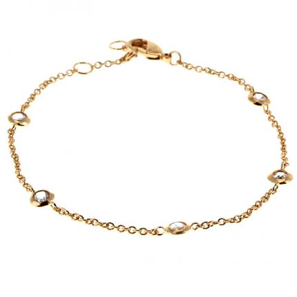 Bracelet Femme Passeport Pour L'Or TH-925779
