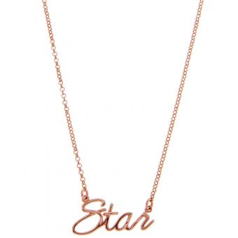 Canyon - Collier Star C9691-Rose - Bijoux canyon