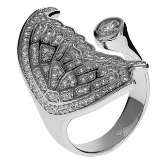 Bague Rock factory BA550-silver