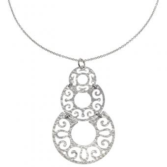 Canyon - Collier Cercles CPF1265 - Bijoux canyon