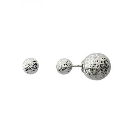 Boucles d'oreille Glam OR 9 CARATS
