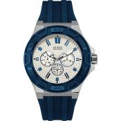 Guess - W0674G4 - Montre silicone homme