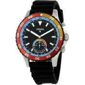 Fossil - Q Crewmaster FTW1124 - Montres silicone