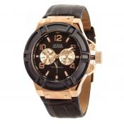 Guess - Rigor W0040G3 - Montre Homme