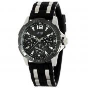Guess - Oasis W0366G1 - Montre silicone homme