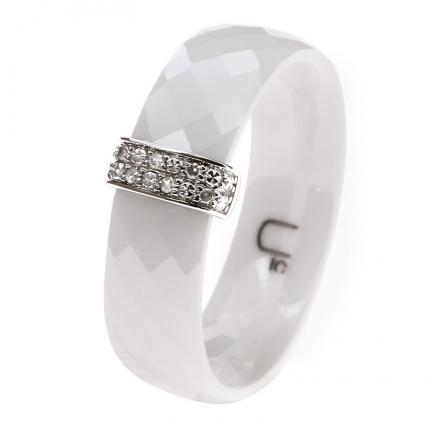 Bague Femme Ultimate Ceramic 09C86GCBB-56