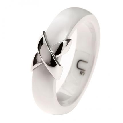 Bague Femme Ultimate Ceramic 09C43GCB-54