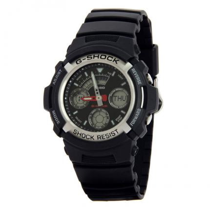 Montre CASIO G-SHOCK AW-590-1AER Speed Shifter