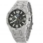 Casio - EDIFICE Powerful Military Chrono EFR-538D-1AVUEF - Montre casio edifice homme