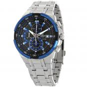 Casio - EDIFICE Powerful Design EFR-539D-1A2VUEF - Montre casio homme