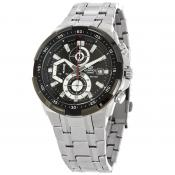 Casio - EDIFICE Powerful Design EFR-539D-1AVUEF - Montres homme bracelet acier