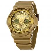 Casio - G-SHOCK Crazy Gold GA-200GD-9AER-MIM - Montre casio g shock