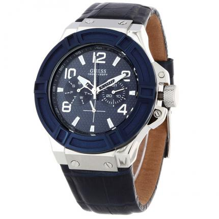Montre Homme Guess W0040G7