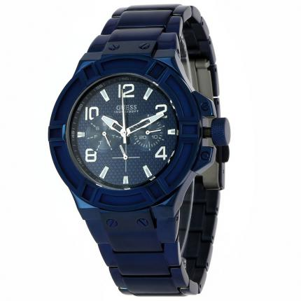 Montre Homme Guess W0218G4