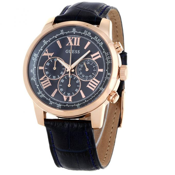 montre guess luxe homme