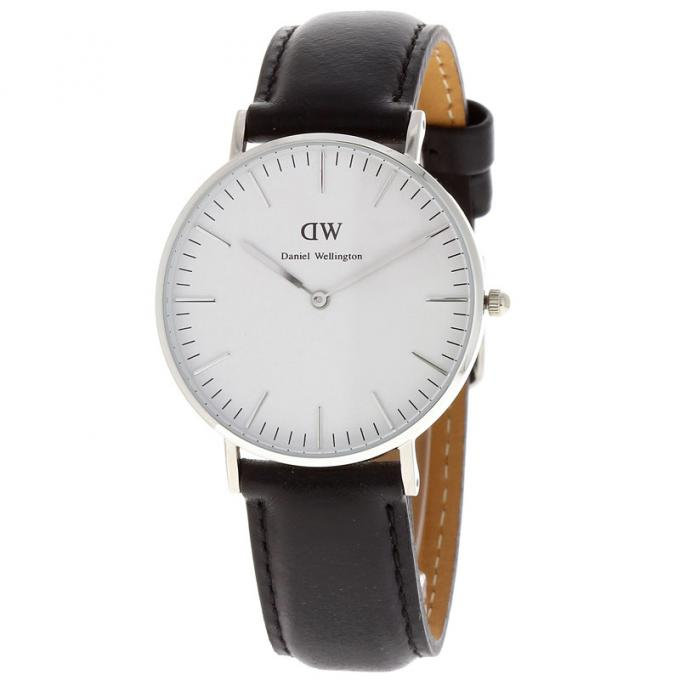 montre daniel wellington classic sheffield dw00100053 sur mode in motion. Black Bedroom Furniture Sets. Home Design Ideas