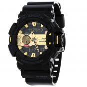 Casio - G-SHOCK G'MIX GBA-400-1A9ER-MIM - Montre casio g shock