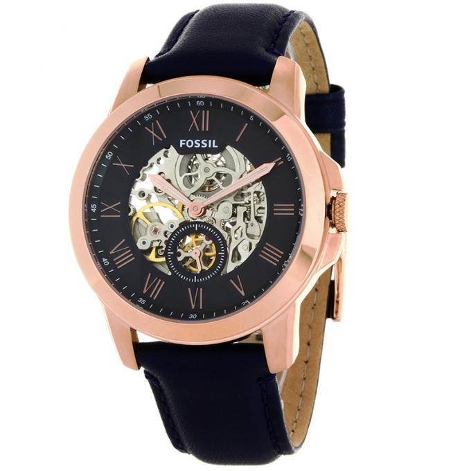 montre fossil automatic me3054 sur mode in motion. Black Bedroom Furniture Sets. Home Design Ideas