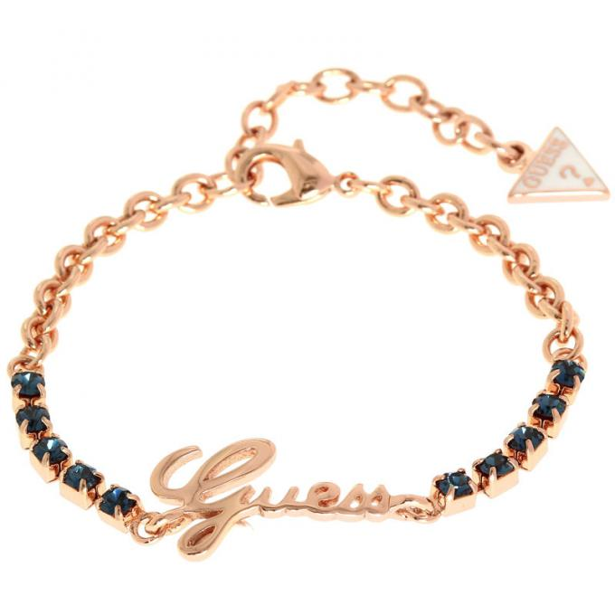 coffret guess bracelet my guess in a box ubs21505 guess femme. Black Bedroom Furniture Sets. Home Design Ideas