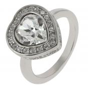 Guess - Bague Coins of love UBR28507 - Bijoux guess