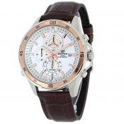 Casio - Edifice EFR-547L-7AVUEF - Montre homme marron