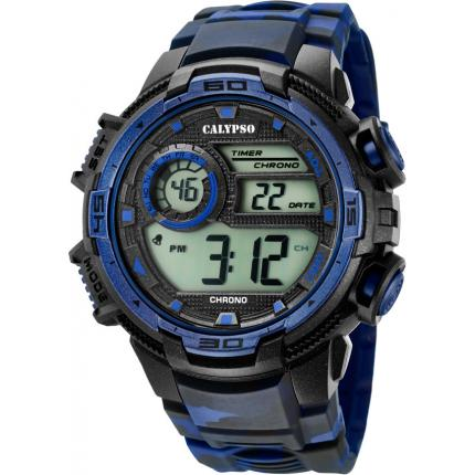 Montre Homme Calypso Digital For Man K5723-1