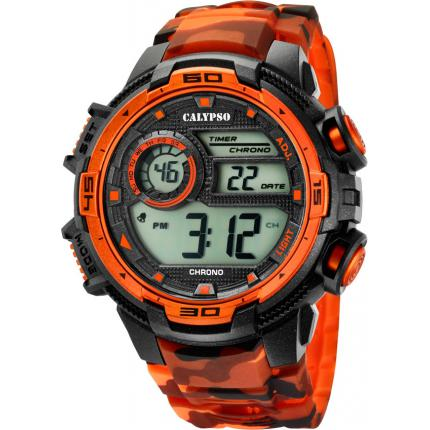 Montre Homme Calypso Digital For Man K5723-5