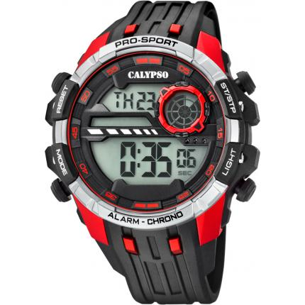 Montre Homme Calypso Digital For Man K5729-4