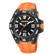Calypso - K5761-3 - Montre homme orange