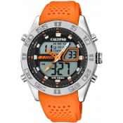Calypso - K5774-1 - Montre homme orange