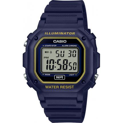 Montre Homme Casio Casio Collection F-108WH-2A2EF