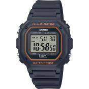Casio - G-Shock F-108WH-8A2EF - Montre Homme